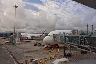 Photo: Sir Seewoosagur Ramgoolam airport
