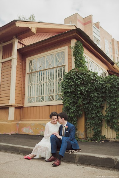 Свадебный фотограф Диана Гарипова (DianaGaripova). Фотография от 18.04.2016