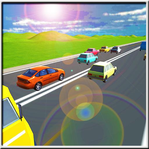 Motorway Endless Cars Challenge game