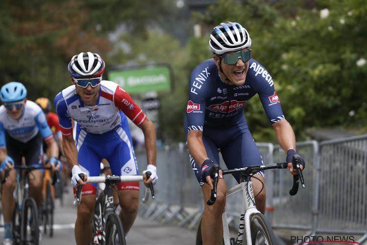 """Louis Vervaeke kan terugblikken op een geslaagde Giro: """"Ik was een lange tijd het geloof in mezelf kwijt"""""""