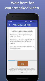 Video Watermark FREE- screenshot thumbnail
