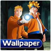 Anime naruto and boruto wallpaper HD