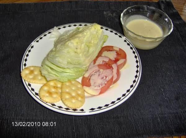 Honey Mustard Salad Dressing And Dip Recipe