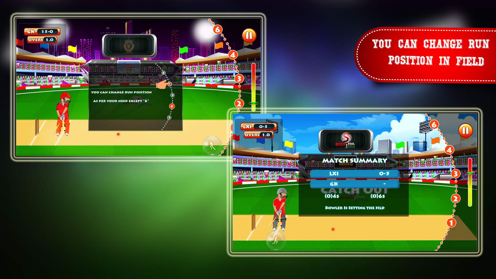 T20 Cricket Premier League- screenshot