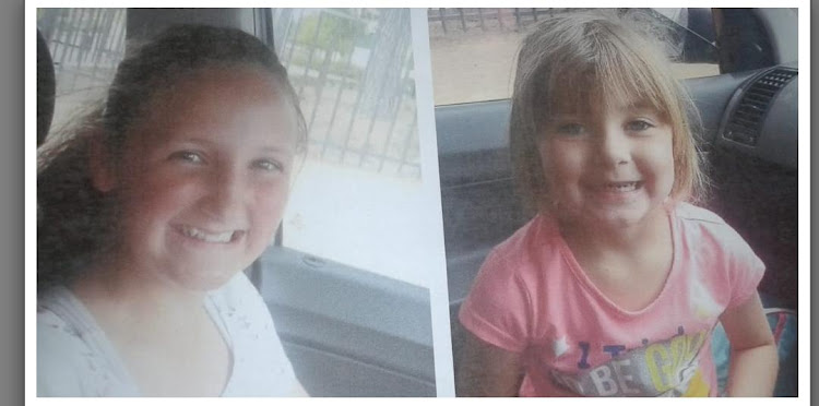 Siblings Sunick Ferreira and Ashley Olivier went missing in the Eastern Cape on Friday last week. They were found on Tuesday in Pretoria.