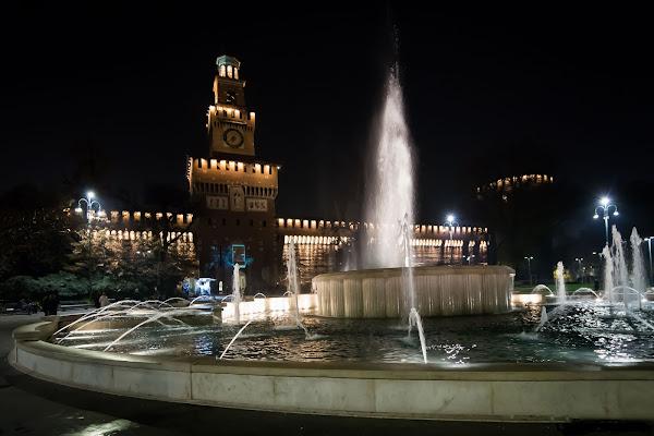 Milano Piazza Castello  di Fabio De Vita