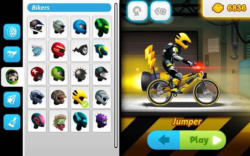 High Speed Extreme  Bike Race Game: Space Heroes 3.39 screenshots 1