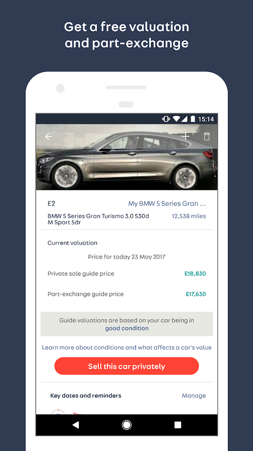 Auto Trader - Buy, sell and value new & used cars- screenshot