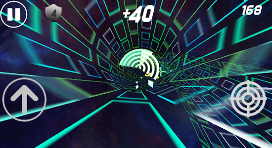 Space Speed 3D screenshot 1