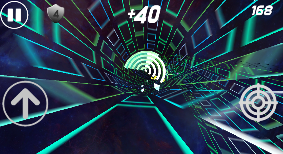 Space Speed 3D- screenshot