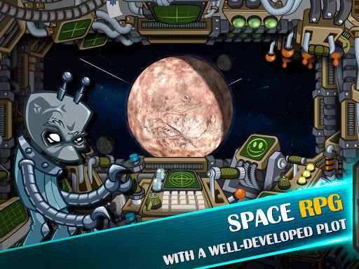Space Raiders RPG apktram screenshots 9