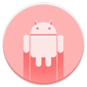 Pink Multilauncher Icon Pack v2.1.0 APK
