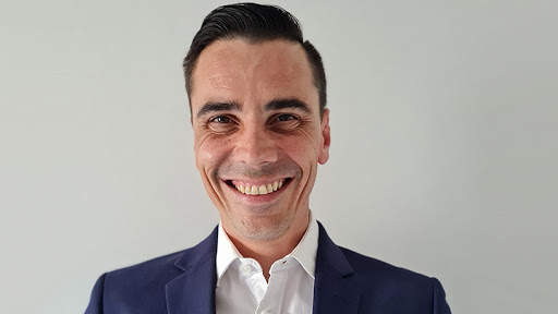 Johan Du Preez, business development, automation at iOCO.