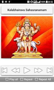 Download Kalabhairava Stotrams For PC Windows and Mac apk screenshot 4