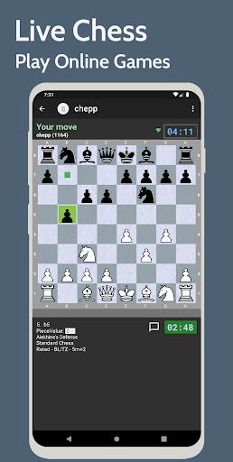 Chess Time Live - Free Online Chess apktreat screenshots 1