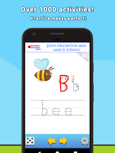 ABC Flash Cards for Kids Game- screenshot thumbnail