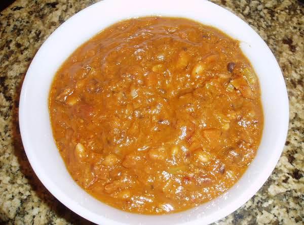 Ham, Bacon, And Bean Soup Recipe