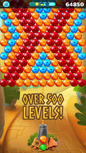 Egypt Pop Bubble Shooter screenshot 1