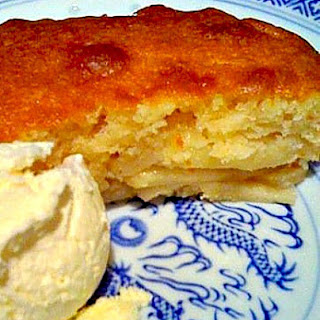 Eve's (Apple) Pudding Cake