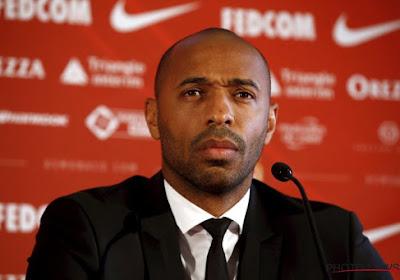 Thierry Henry dévoile le groupe de Monaco pour Bruges : un absent de marque malgré la présence des deux Diables