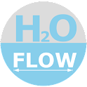 H2O Flow - Open Channel Flow icon