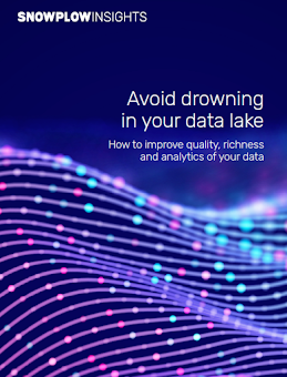 How to Improve Quality, Richness and Analytics of Data Lake