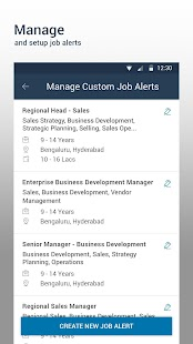 Download Naukri.com Job Search For PC Windows and Mac apk screenshot 4
