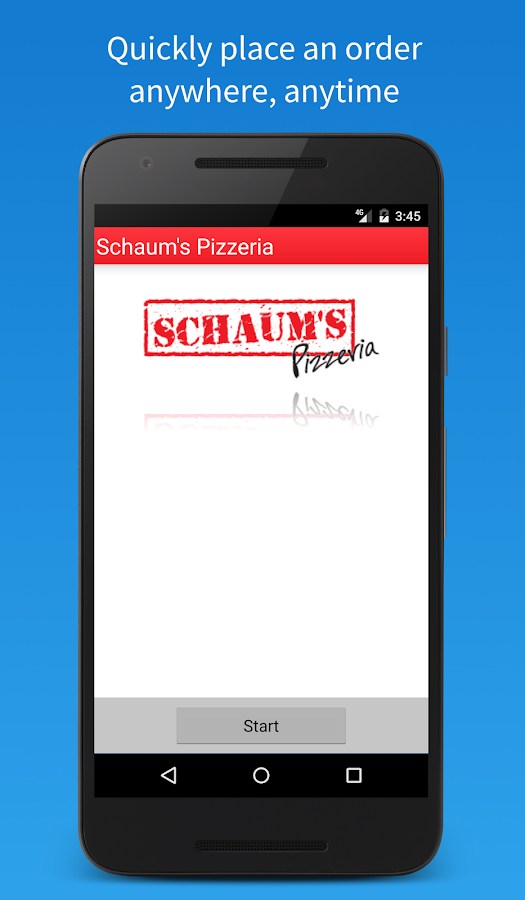 Schaum's Pizzeria- screenshot