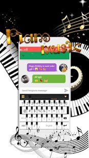 Piano Music Kika Keyboard - náhled