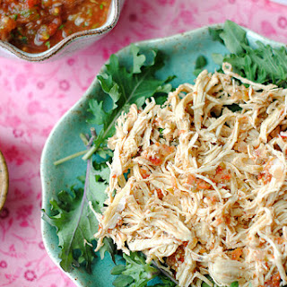 Crock Pot Salsa Chicken