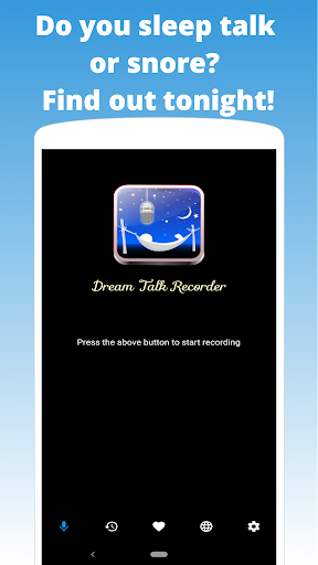 Dream Talk Recorder screenshot 1