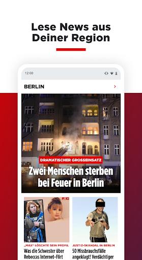 BILD News: Alle aktuellen Nachrichten von heute 7.8.2 screenshots 5