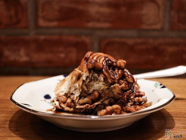 最好吃肉桂捲fly's kitchen限量肉桂卷鮪魚三明治/西西里咖啡