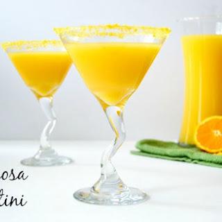 Mimosa Martini
