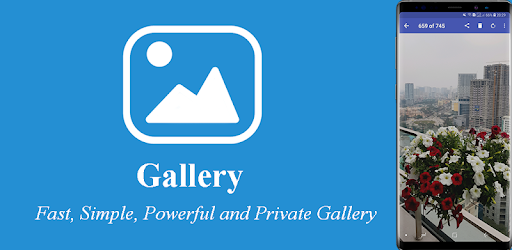 Quick Gallery: Beauty & protect image and video - Apps on