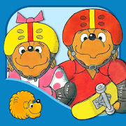 App Icon for Berenstain Bears: Safe & Sound App in Czech Republic Google Play Store