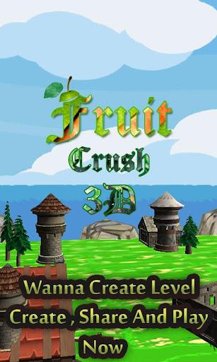 Fruit Crush 3D - Level Editor
