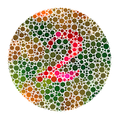 Color Blind Test - Eye Vision