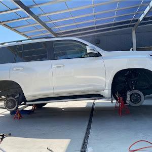 ランドクルーザープラド TRJ150W 2019年TX ガソリンのカスタム事例画像 イモリンザーさんの2020年10月21日19:35の投稿