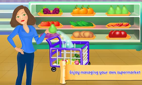 Supermarket Cash Register Sim: Manager and Cashier