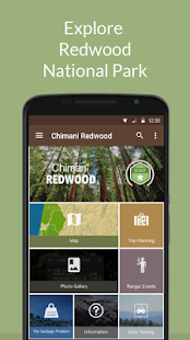 Redwood Nat'l Park by Chimani- screenshot thumbnail