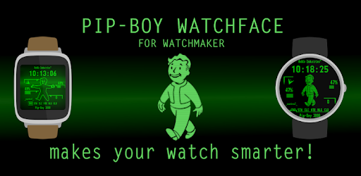 Pip-Boy Watchface [+Bonus] - Apps on Google Play