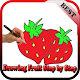 Drawing Fruit Step by Step APK