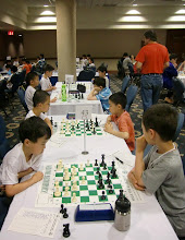 Photo: U8 open: Sydykhanov v England