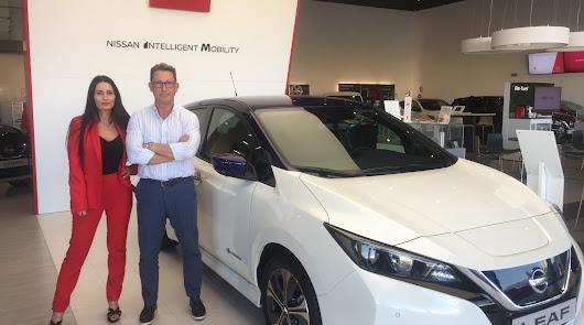 Al volante del nuevo Nissan Leaf