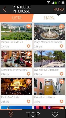 android Easy Lisbon Hostel Screenshot 2