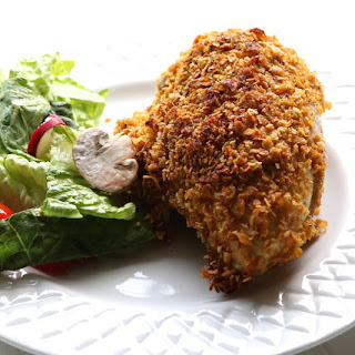 Crusted Cajun Chicken