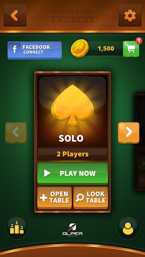 Spades -Batak HD Online filehippodl screenshot 3