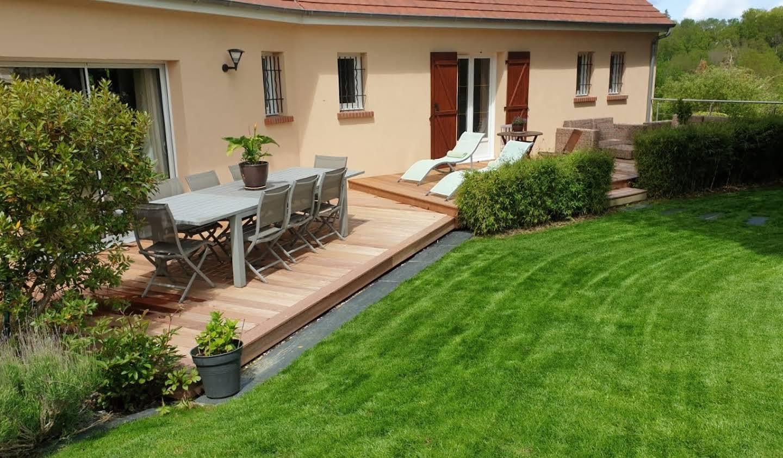 Maison contemporaine avec jardin et terrasse Rambouillet