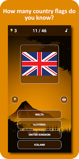 Country Flags and Capital Cities Quiz 1.0.11 screenshots 1